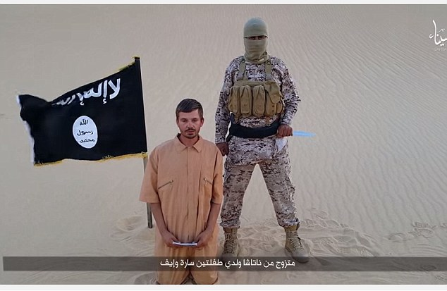 Egipatski ISIL objavio video u kojem prijeti da će za 48 sati zaklati Hrvata Tomislava Salopeka
