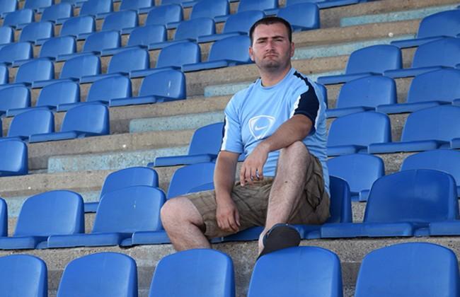 Edin Hadžihajdić, vođa navijača FK Radnik: Uvijek ću braniti Ratka Mladića!