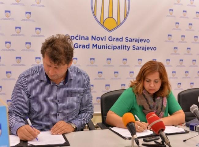 Općina Novi Grad Sarajevo i Muslim Aid zajedno realiziraju projekat «Pokreni vlastiti biznis u poljoprivredi»