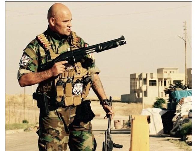 Pogledajte kao zapadni mediji veličaju kršćanske dobrovoljce koji se bore u Iraku i Siriji