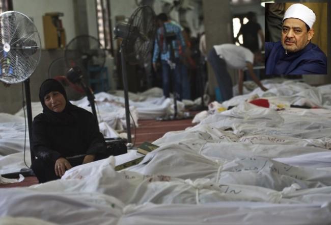Na godišnjicu masakra: Al Azhar brani Sisija, a njegove protivnike proglašava haridžijima