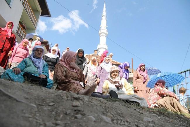 U Dubu kod Travnika otvorena džamija