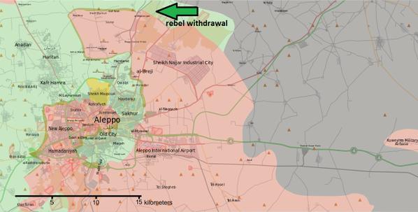 Prvo ih Rusi bombardovali, a onda ih ISIL napao: FSA se povukla iz sjevernog Halepa