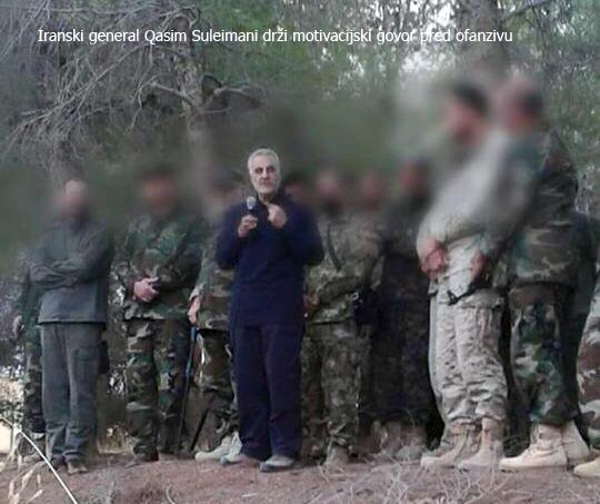 Svi napadaju sirijske sunije: Hiljade iranskih vojnika u ofanzivi na Halep