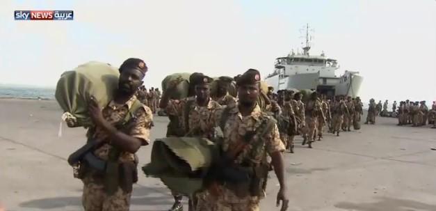 Sudanska vojska stigla u Jemen da se bori protiv šijskih pobunjenika (VIDEO)