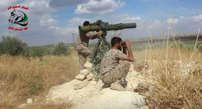 Bitka za Hamu: FSA danas uništila 18 tenkova Asadove vojske