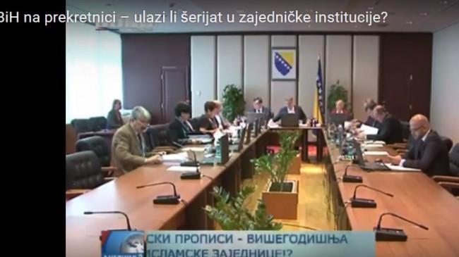 """Govor mržnje na RTRS-u: Ugovor između BiH i Islamske zajednice nazvan """"otomanskom  zaostavštinom"""""""