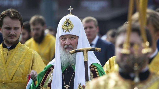 """Za Rusku pravoslavnu crkvu vojna intervencija Rusije u Siriji je """"sveta borba"""""""