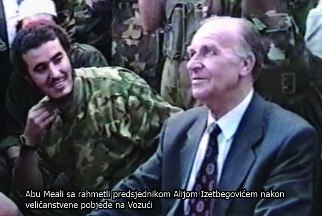 Na ahiret preselio Abu Meali, bivši komandant odreda El Mudžahidin