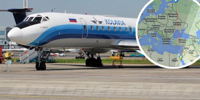 Avion pun ruskih turista srušio se u Egiptu