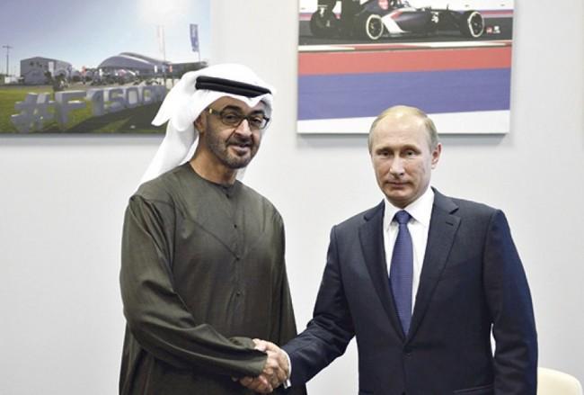 Egipat, Emirati i Jordan tražili rusku intervenciju u Siriji