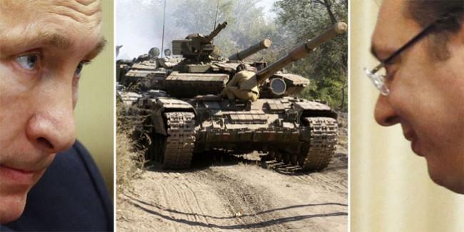 Srbija postaje ruski vojni bastion na Balkanu: Vučić je s Putinom dogovorio nabavku oružja za čak 5 milijardi dolara