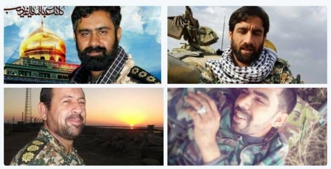Jučer u Siriji ubijana 4 komandanta Iranske garde, za 20 dana ubijeno 34 gardista