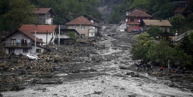 Islamska zajednica obezbijedila preko 2,7 miliona KM za sanaciju šteta od poplava