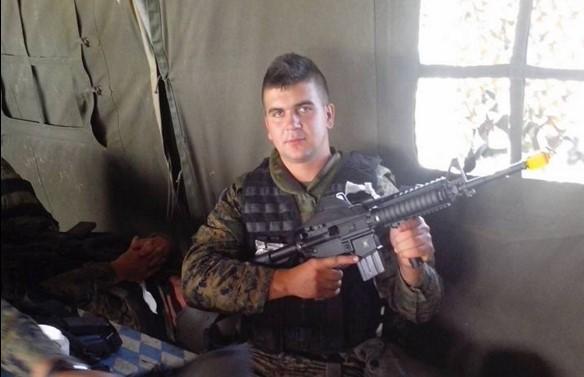Tužna slika dana: Armin Salkić, vojnik koji je ubijen večeras u Rajlovcu