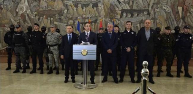 Bivši specijalac policije Republike Srpske priveden zbog praćenja Vučića