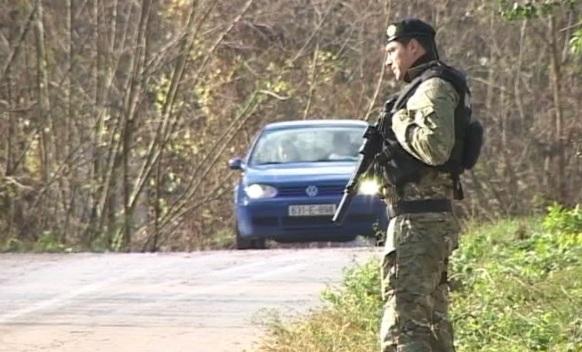 Policija kontroliše ulaz u Gornju Maoču