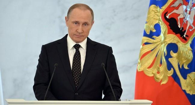 Putin u ruskom parlamentu: Allah je odlučio da kazni turske lidere oduzimanjem pameti