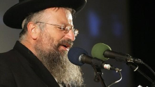 Izraelski rabin Eliyahu izdao fetvu kojom se dozvoljava krađa palestinske imovine i zemlje