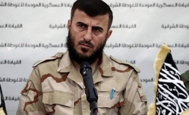 Poginuo Zahran Alloush, najpoznatiji komandant sirijskih pobunjenika