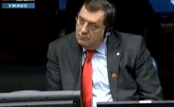 Sudija Ori cijelo jutro upozorava Dodika da prestane manipulisati i neprimjereno govoriti u sudnici