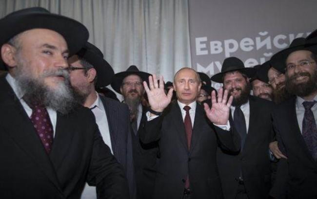 Putinovo židovsko iskustvo