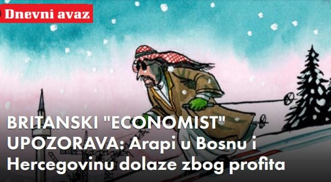 Avaz i Klix prenose ekskluzivno otkriće da Arapi investiraju u BiH zbog profita!