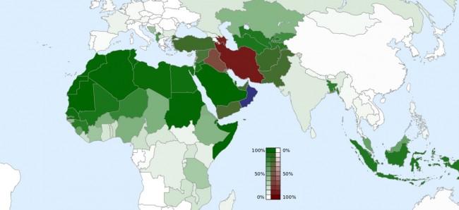 Proglas islamskih učenjaka u vezi rasističko-sektaškog djelovanja iranskog režima u regionu