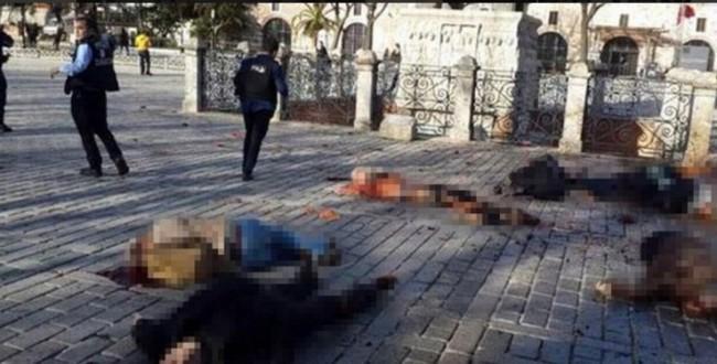 Šokantne slike terorističkog napada u Istanbulu