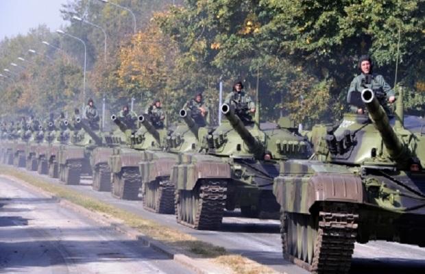 """Srbija se naoružava za """"udar na tuđu teritoriju""""?!"""