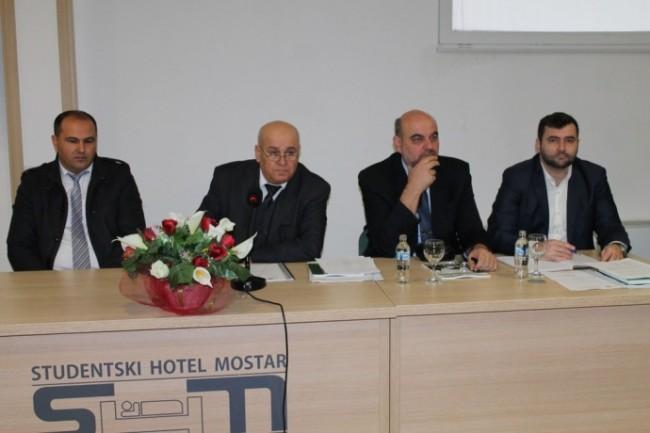Medžlisa IZ-e Mostar upozorava SDA i ostale: Pregovori oko uređenja Mostara ne smiju biti na štetu bošnjačkog naroda