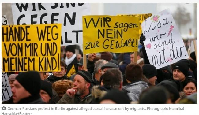 Slučaj koji je uzdrmao Njemačku: Tinejdžerka priznala da je izmislila da su je silovali imigranti