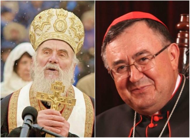 Kardinal Puljić očitao lekciju srpskom patrijarhu Irineju: RS je građena na nepravdi i tuđem stradanju