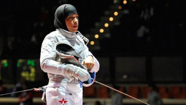 Prvi put u historiji: Takmičarka sa hidžabom predstavlja SAD na olimpijskim igrama