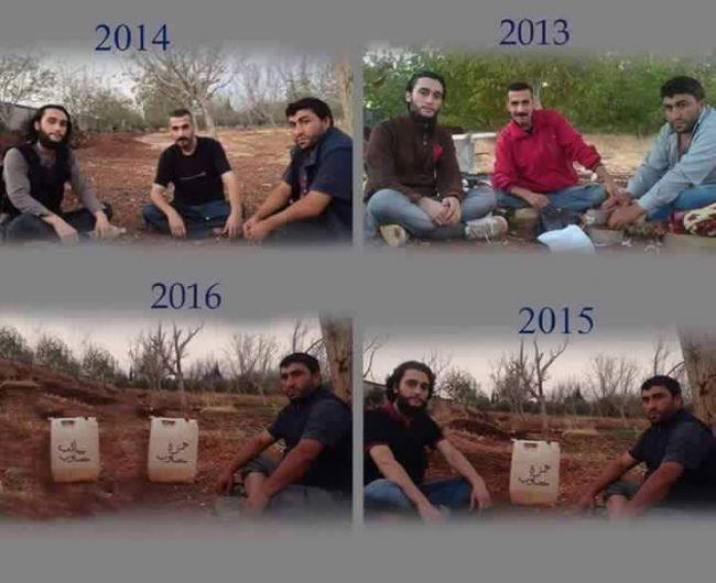 Sirija u jednoj slici