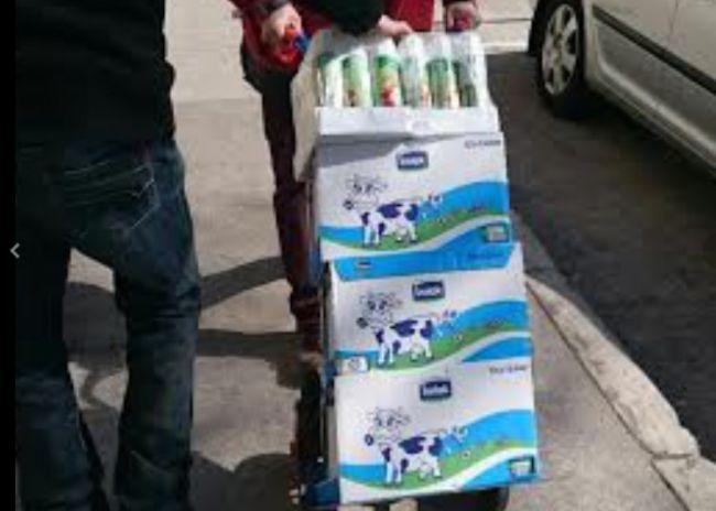 Sramota: Vlada Kantona Sarajevo za restoran nabavlja mlijeko iz Srbije!