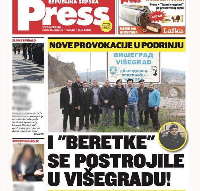 Medijima u RS-u zasmetala posjeta Koordinacije bošnjačkih NVO Višegradu