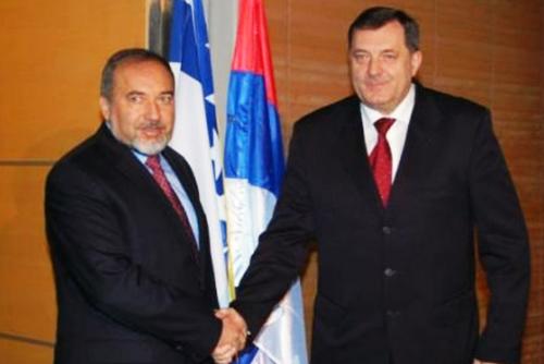 Dodikov prijatelj postao ministar odbrane Izraela: Cionisti i četnici postaju pobratimi