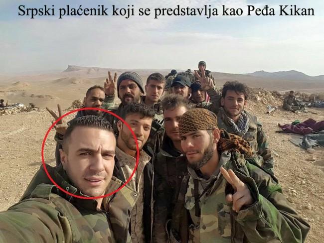 Drugi dio novih informacija o srpskim plaćenicima na sirijskom ratištu (VIDEO)