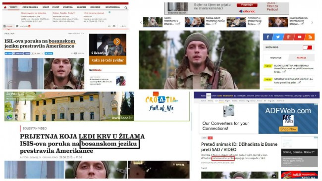 Bez obzira na opiranje iz Banje Luke: Regionalni mediji priznaju bosanski jezik