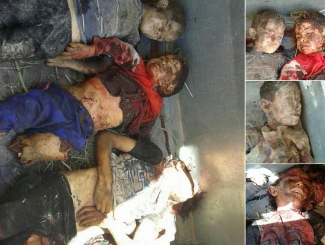 Sirija: Amerikanci nemilosrdno ubijaju civile u Manbiju,a Isil to koristi kao propagandu za regrutaciju