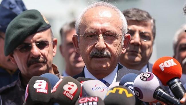 Lider najjače turske opozicione partije pozvao Ameriku da izruči Gulena
