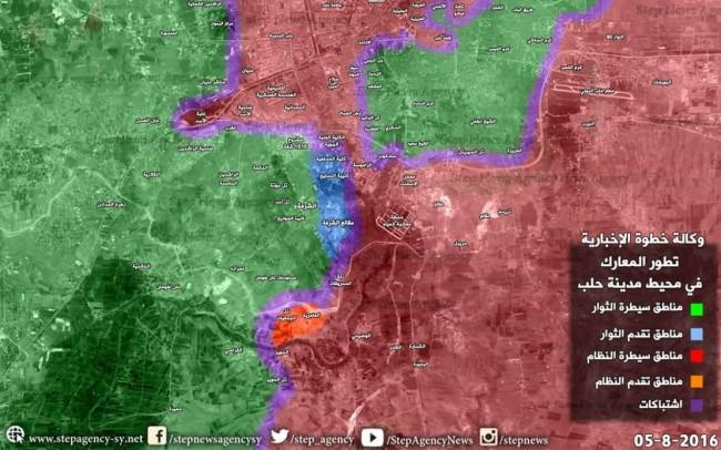 Sirija: Pobunjenici pred velikom pobjedom-deblokadom Halepa, ruski avioni manijakalno bombarduju