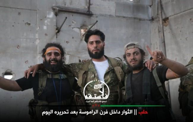 Pogledajte trenutak susreta jedinica koje su bile u Halepu sa onima koje su probile opsadu (VIDEO)