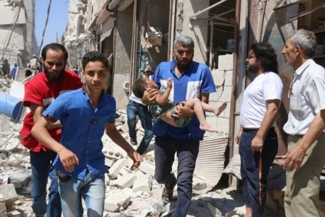 Američki Memorijalni muzej Holokausta poziva svijet na intervenciju u Halepu (VIDEO)