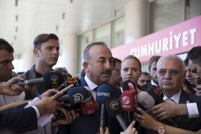 Cavusoglu poručio švedskoj ministrici da joj ne priliči širiti laži o Turskoj