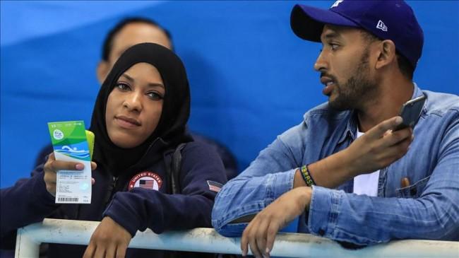 Prva Amerikanka s hidžabom na Olimpijadi osvojila bronzu