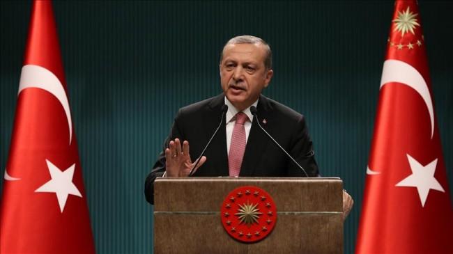 Turski predsjednik Erdogan: Zapad podržava terorizam i stoji na strani državnih udara