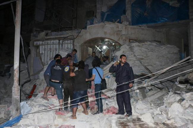 Potresna poruka bolničarke iz Halepa: Ako se bolnica sruši na nas, nemojte nas fotografisati, sačuvajte naše dostojanstvo i čast