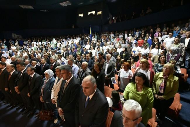 U Srebrenici se 2. oktobra brani Bosna i Hercegovina
